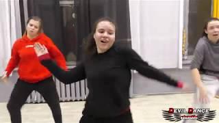 Clean Bandit feat. Charli XCX and Bhad Bhabie - Playboy style / choreo by Aleksa Oshurko / DDS