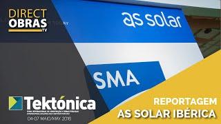 Reportagem AS Solar - Tektónica 2016