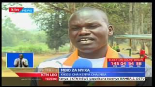 Kikosi cha Kenya chajiandaa kwa mbio za Nyika