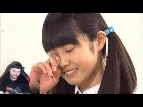 Sakura Gakuin 2012 Nendo Surprise Appreciation Party for Suzuka Nakamoto Reaction