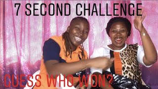 MUST WATCH* 7 SECOND CHALLENGE* VERY FUNNY