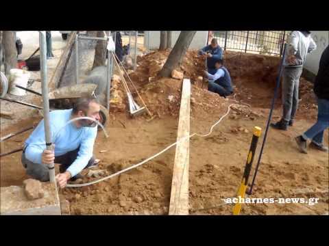 Η σπείρα του Αρχιμήδη και ο κήπος του Ιπποκράτη στους Θρακομακεδόνες