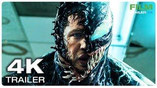 VENOM Final Trailer (4K ULTRA HD) Marvel 2018
