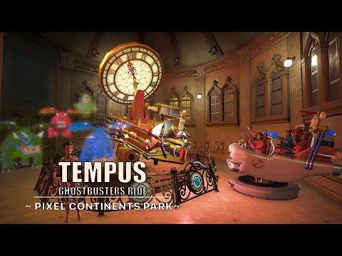 Tempus - Ghostbusters Ride ⏰