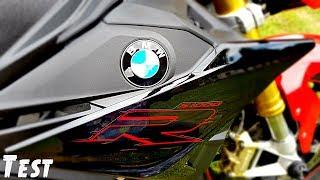 """Mécanique parfaite, Esthétique douteuse """"BMW S1000R de 2017"""""""