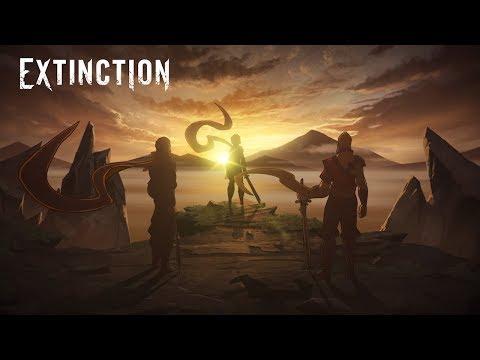 Bande-annonce de l'histoire de Extinction