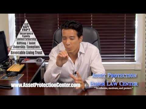 What is Asset Protection? - Patrick Phancao - Protect your Assets