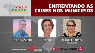 #aovivo | Enfrentando a crise nos Municípios | Pauta Brasil