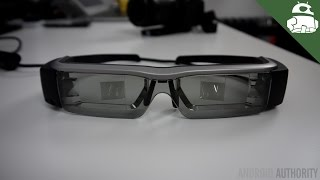 Epson Moverio BT200 Smart Glasses Review