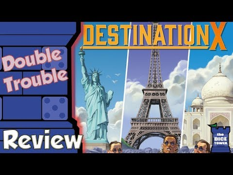 Double Trouble - Destination X