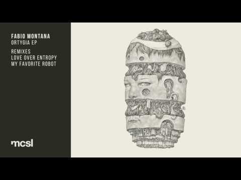 Fabio Montana - Akragas (My Favorite Robot Remix) [microCastle]