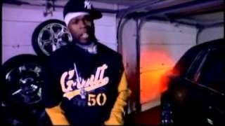 50 Cent - My gun go off (Music video)