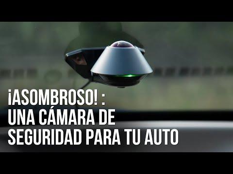 ¡Asombroso!: Una cámara de vigilancia para tu auto y ropa con calefacción incorporada