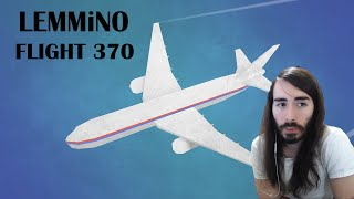MoistCr1tikal Reacts to The Vanishing of Flight 370 by LEMMiNO with Twitch Chat