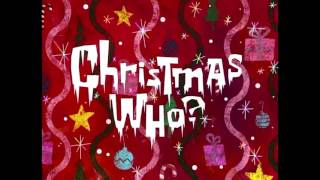 SpongeBob SquarePants Song: The Very First Christmas To Me