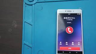 粉丝私拆oppo手机导致无信号,拆开看下我们是否可以修复
