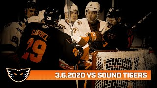 Sound Tigers vs. Phantoms | Mar. 6, 2020