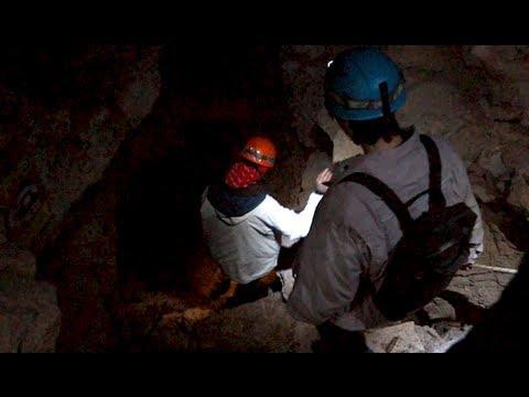 Grotta Marelli, viaggio al centro della terra