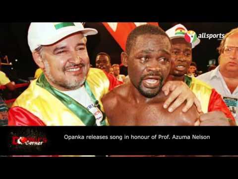 Dornu's Corner: Azumah Nelson song, Black Bombers miss Rio 2016