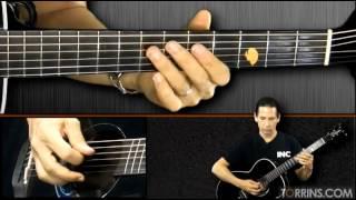 Challa (Jab Tak Hai Jaan ) Guitar Lesson (Intro Solo)
