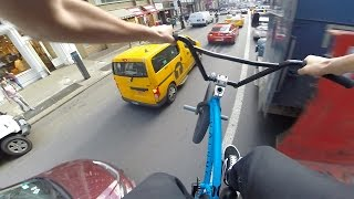 GoPro BMX Bike Riding in NYC 6