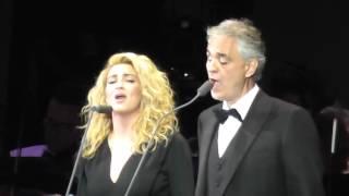 Andrea Bocelli & Tori Kelly The Prayer 2016