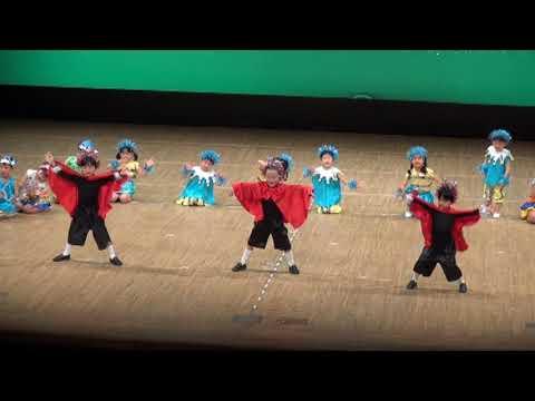 令和元年度 朝日塾幼稚園 生活発表会 5才遊戯