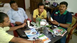 Demo Of IMC Shri Tulsi & Aloe Vera