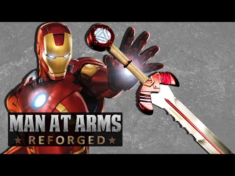 Iron Man's Sword