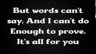 Sister Hazel - All For You (Lyrics)