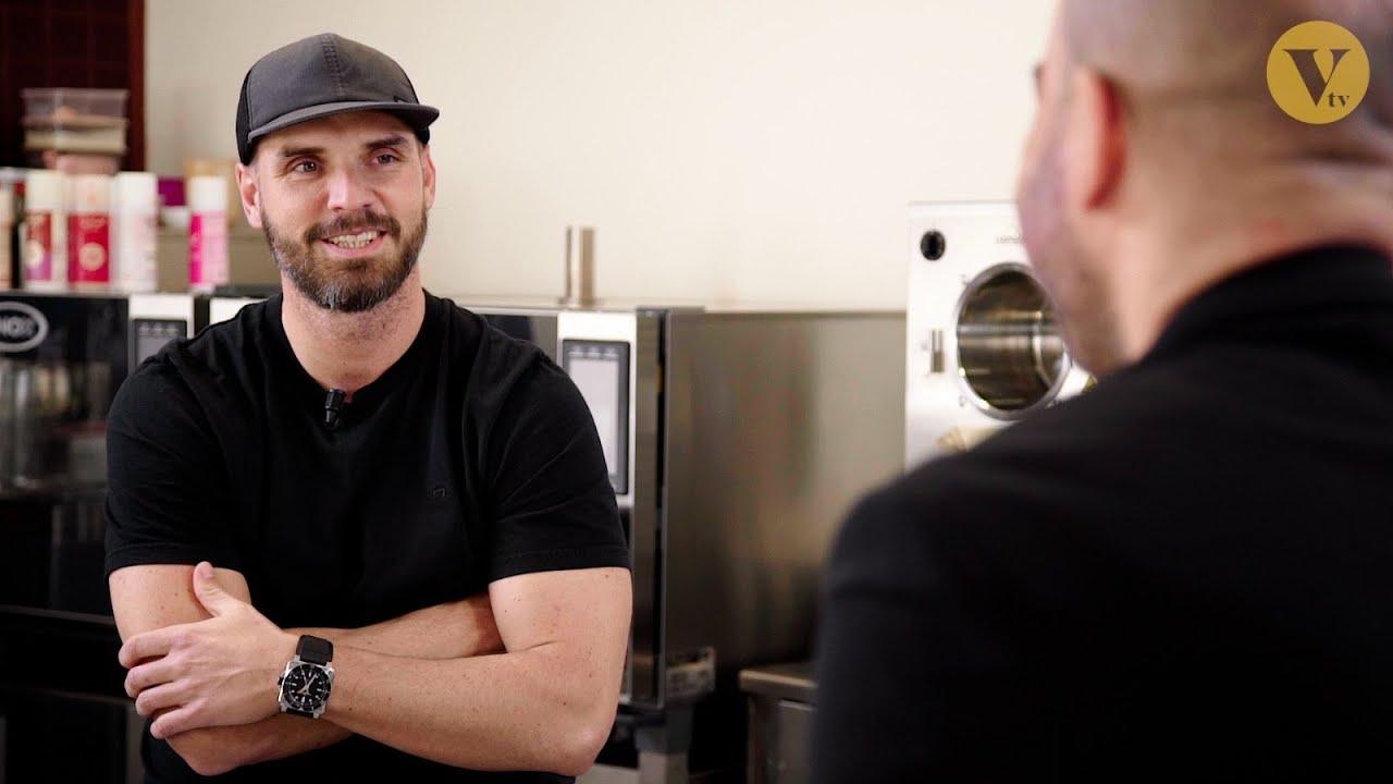 Pavel Kříž: Realizace Entrée Restaurantu byla pro mě zásadní