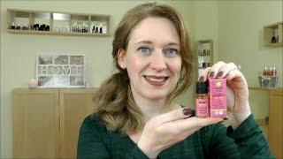 GREEN BEAUTY   Review: Khadi Pink Lotus Gesichts- und Körperöl