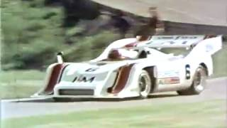 Mark Donohue Porsche 917/10K 1972 SCCA Can Am Racing Mosport