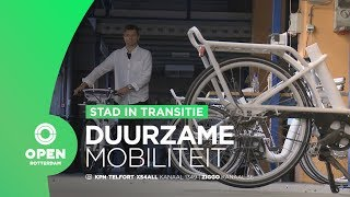 De stad in transitie | aflevering 4 | Duurzame mobiliteit