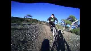 preview picture of video 'Downhill at Troodos_Platres_Cyprus'