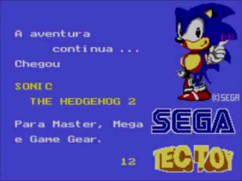 Promocao Especial M System III Compact  [Sample] Sega Master System Mark III
