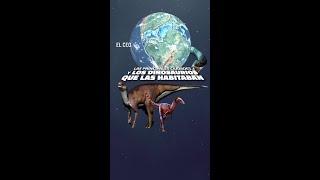 #México #Dinosaurios #Mapa #VideoVertical #PALEOMAP #Planeta #tierra