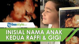 Inisial Nama Calon Anak Kedua Nagita Slavina dan Raffi Ahmad