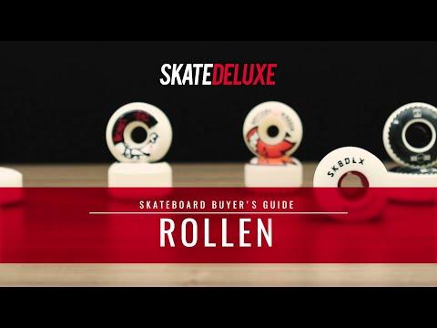 Welche Skateboard Rollen sind die richtigen für dich?   skatedeluxe Buyer's Guide