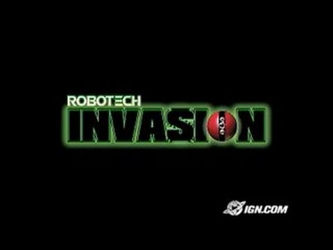Robotech : Invasion Playstation 2