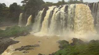 preview picture of video 'Blue Nile Falls, Ethiopia'