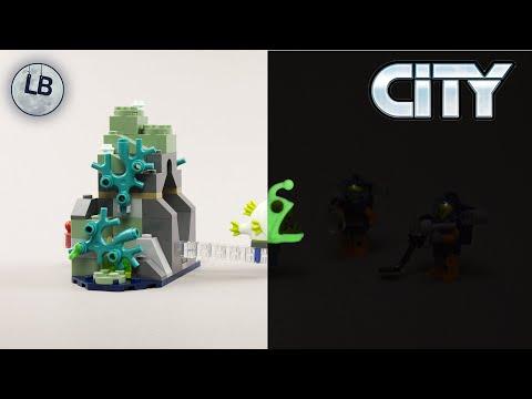Vidéo LEGO City 60264 : Le sous-marin d'exploration