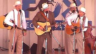 "Adam Dewey and Crazy Creek ""God Loves His Children"" 7/15/04 Grey Fox Bluegrass Festival"