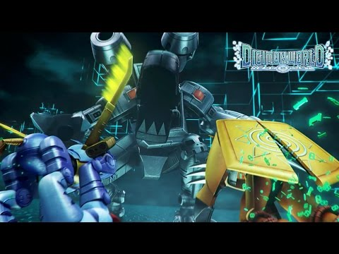 Видео № 1 из игры Digimon World: Next Order [PS4]