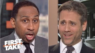 Stephen A. and Max debate Eli Manning vs. Big Ben | First Take