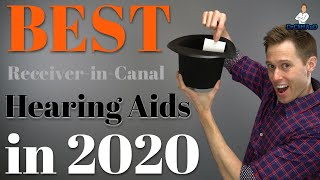 Best Hearing Aids in 2020   Receiver-in-Canal Style (RIC)