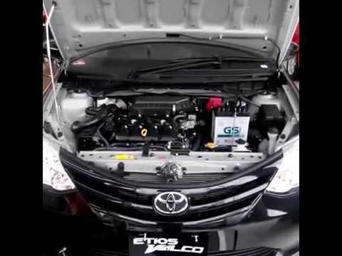 Eksterior dan Interior New Toyota Etios Valco