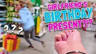 EARLY BOYFRIEND BIRTHDAY PRESENT!
