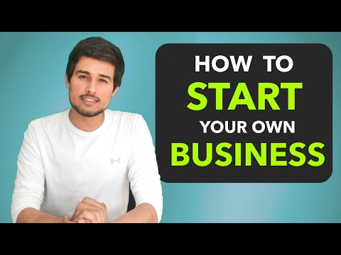 , title : 'How to start a Business by Dhruv Rathee   Being an Entrepreneur in India