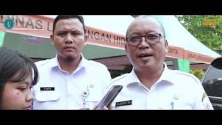 Universitas Nasional – Dinas Lingkungan Hidup DKI Jakarta Uji Emisi Gratis di UNAS